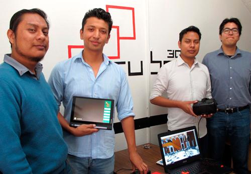 Desarrollan plataformas interactivas - Benemérita Universidad Autónoma de Puebla