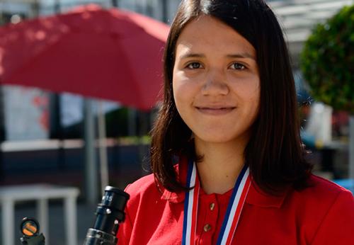 Medalla de plata en Olimpiada Latinoamericana de Astronomía y Astrofísica - Benemérita Universidad Autónoma de Puebla