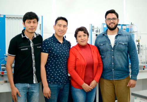 Generan biocombustible sólido a partir de residuos de café - Benemérita Universidad Autónoma de Puebla