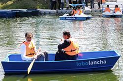 Paseo del Lago Universitario, nuevo espacio para la convivencia