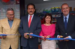 Inauguran nueva farmacia Alexander Fleming en San Martín Texmelucan