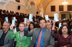 El Máximo Órgano de Gobierno de la BUAP valida la elección de consejeros universitarios