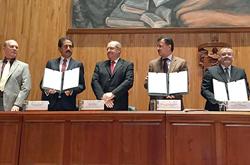 Representante de la UNESCO reconoce a la BUAP como una universidad que se proyecta al resto del mundo