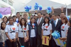 La BUAP comprometida con brindar educación de calidad al interior del estado