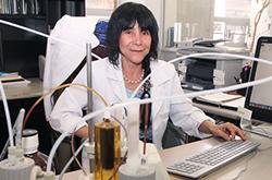 Investigadora de la BUAP obtiene biodiesel utilizando energía solar