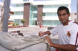 Estudiante de la BUAP pretende detonar el desarrollo en su comunidad indígena