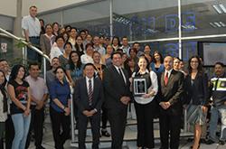DGIE de la BUAP, primera dependencia universitaria en obtener el reconocimiento Ki Wo Tsukau a nivel mundial