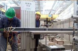 Científicos de la BUAP desarrollan tecnología para el estudio de la física de partículas