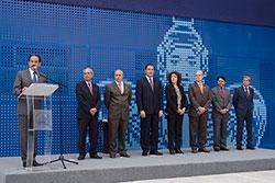Con la inauguración del LNS, la BUAP es referente tecnológico en el país