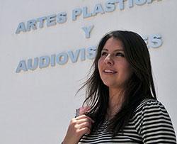 """""""Que me lean, ese será el premio mayor"""": Aura Xilonen Arroyo"""