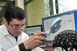 En la BUAP se crea dispositivo para calcular la trayectoria de ondas eléctricas cerebrales