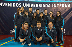 Con 18 disciplinas inicia  Universiada Intramuros BUAP 2015