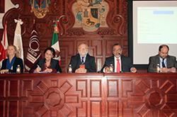 Se discutió en la BUAP la responsabilidad social universitaria en el sector energía