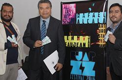 La Vicerrectoría de Extensión y Difusión de la Cultura lanza el BUAP Jazz Festival 2016