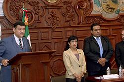 Resguardar los archivos es fundamental para responder a las exigencias ciudadanas: Valdiviezo Sandoval