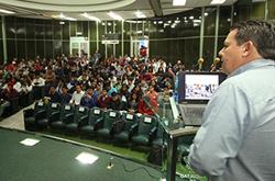 Facultad de Ingeniería de la BUAP realiza Día de Construcción