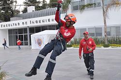 Finaliza en la BUAP primera Semana de Seguridad