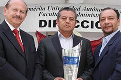 Docentes de la BUAP ganan el Premio al Mérito Exportador Regional 2015