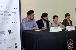 La BUAP participará en el primer Festival Internacional de Cine Silente México