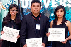 Grupo robótica de la Enrique Cabrera de Tecamachalco gana segundo lugar en Concurso Nacional de Aparatos y Experimentos de Física