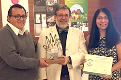 Re Genera Espacio, de la Facultad de Arquitectura de la BUAP, gana galardón en España
